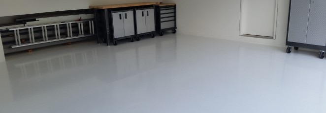 Caring For Your Epoxy Floor