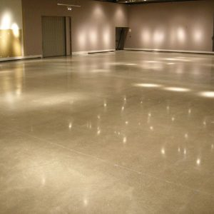 FL Concrete polishing