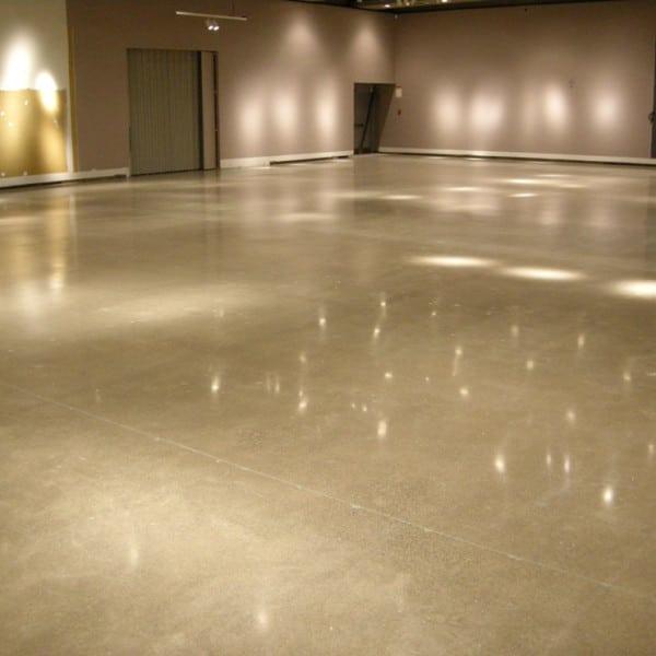 FL Concrete polishing
