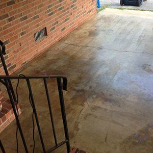 Sarasota Concrete staining