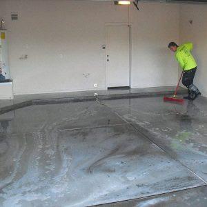 Florida Concrete polishing