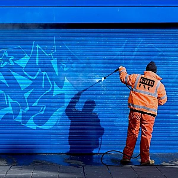 FL Anti graffiti coating